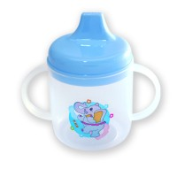 Lusty Bunny Gelas Tempat Minum Anak Bayi Training Cup With Handle Baby