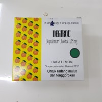 Degirol loz tablet / box