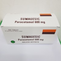 Sumagesic tablet / box