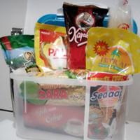paket lebaran sembako/bingkisan lebaran/parcel lebaran/parcel murah
