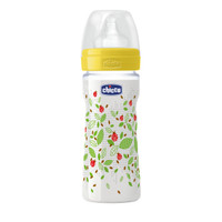 Chicco Botol Susu Bayi 250 ml Medium Flow Silicone UNI