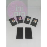 Kertas Papir HTL Black Homogenized Tobacco Leaf Paper Sweet