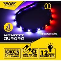 Armaggeddon Nimitz Aurora RGB LED Strip for PC Case Mod