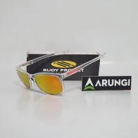 Kacamata Rudy Project Soundwave Crystal Gloss Multi LS Orange