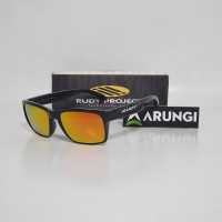 Kacamata Rudy Project Spinhawk Slim Multi LS Orange