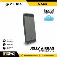 KURA Case Jelly Airbag - iPhone 5 5s SE