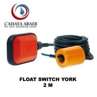 Otomatis Pompa Celup 2m Float Switch Pelampung Toren York