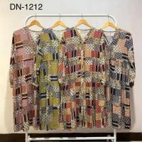 Tunik DN1212 katun rayon / Baju atasan wanita