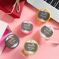 Halwey Organic Soap Kefir (SabunSusu) - Bengkuang-Putih
