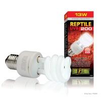 Exo Terra Reptile UVB 200 13 Watt / Desert Terrarium Bulb / Gurun