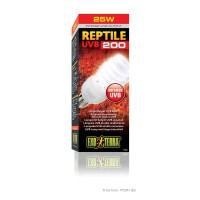 Exo Terra Reptile UVB 200 25 Watt / Desert Terrarium Bulb / Gurun
