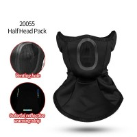 CoolChange Masker Half Face Balaclava Warm Windproof Mask - 20055