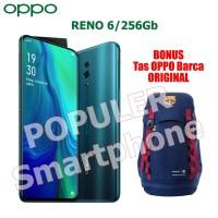 HP OPPO RENO 6/256Gb BONUS TAS ORIGINAL OPPO BARCA Stok Terbatas