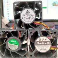 Kipas 12V 6x6x4 High Speed Fan Brushless 1.2A 1.5A Blower Exhaust Fan