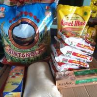 Paket Sembako Meriah