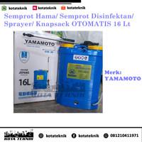 Semprot Hama / Seprot Disinfektan / Knapsack / Sprayer Otomatis