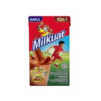 Milkuat UHT Rasa Cokelat 115 ml x 5 Pcs