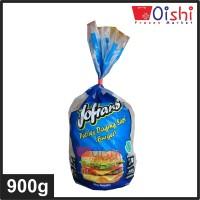 Jofrans Beef Patties Burger (Patties Daging Sapi isi 15pcs) 900g