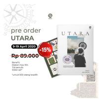 UTARA/BAYU PERMANA/PASTEL BOOKS [ORIGINAL 100%]