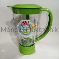 gelas set blender miyako ORI BL 151 - BL 152