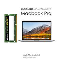 Upgrade RAM Macbook Pro 8GB - Beecom Gallery Apple Mac Specialist