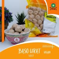 Baso Urat Vegan / Mushroom meatball / meat free ball