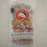 SONY HAJI. Bakso Daging Sapi Khas Lampung Isi 30 Pcs.