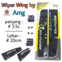 Wiper Wing - Sayap Wiper - Variasi Wiper AMG High Quality Universal