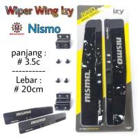 Wiper Wing - Sayap Wiper - Variasi Wiper Nismo High Quality Universal