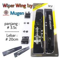 Wiper Wing - Sayap Wiper - Variasi Wiper Mugen High Quality Universal