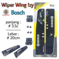 Wiper Wing - Sayap Wiper - Variasi Wiper Bosch High Quality Universal