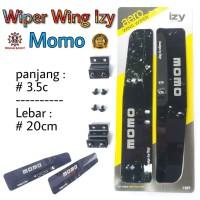 Wiper Wing - Sayap Wiper - Variasi Wiper Momo High Quality