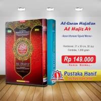 Al-Quran Al Hafiz A4 - Mushaf Hafalan Rasm Utsmani