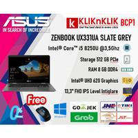 "Asus Zenbook UX331UA i5-8250U 8GB 512GB SSD 13"" FHD Win10 Slate Grey"