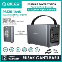 ORICO Portable Power Station 120W 43500mAh- PA120-1A4U