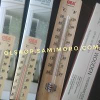 Termometer Kayu