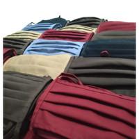 Masker kain Gratis Masker Hijab tali warna panjang Bahan Katun nyaman