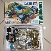 Tamiya Dash 4 Cannonball Gold