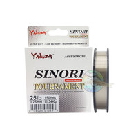 Senar Pancing Yakuza Sinori Tournament 0.25mm 25lb 11.34kg 150YDS