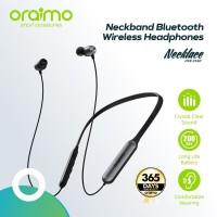Oraimo Necklace Bluetooth Earphone OEB-E54D