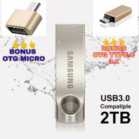 FLASHDISK KAPASITAS 2TB SAMSUNG METAL U Disk USB 3.0 FLASH DRIVES