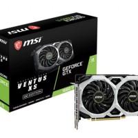 MSI GTX 1660 Ventus XC OC 6 GB DDR6