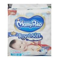 MamyPoko Royal Soft Extra Dry Perekat S-60