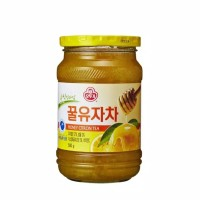 Honey Citrun Tea 500gr Minuman Sirup Sari Buah Citrus