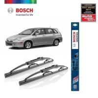 Wiper Mobil Suzuki Aerio Sepasang Bosch Advantage