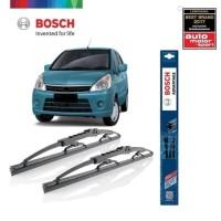Wiper Mobil Suzuki Karimun Estilo Sepasang Bosch Advantage