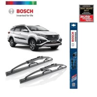 Wiper Mobil Toyota Rush 2018 - Onward Sepasang Bosch Advantage
