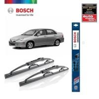 Wiper Mobil Suzuki Baleno Next G Sepasang Bosch Advantage