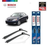 Wiper Mobil Frameless Toyota Camry 2002-2007 Bosch Clear Advantage