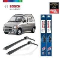 Wiper Mobil Frameless Suzuki Karimun Bosch Clear Advantage